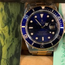 Rolex 16613 Or/Acier 1991 Submariner Date 40mm occasion France, Marseille