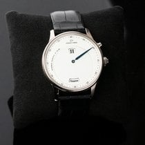 Jaquet-Droz Astrale White gold 41mm Champagne United States of America, New Jersey, Englewood