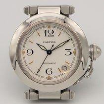 Cartier Stahl 35mm Automatik 1031 neu Schweiz, Montreux 1
