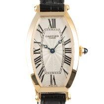 Cartier Gelbgold 32mm Handaufzug 2671 gebraucht