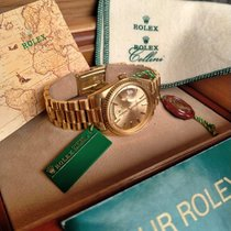 Rolex Day-Date 36 Yellow gold 36mm Gold No numerals United Kingdom, Esher