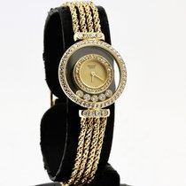 Chopard Happy Diamonds Yellow gold 24mm Transparent No numerals