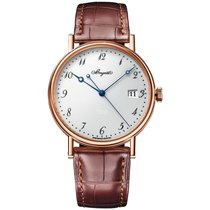 Breguet Rose gold 38mm Automatic 5177BR299V6 new United States of America, New York, New York