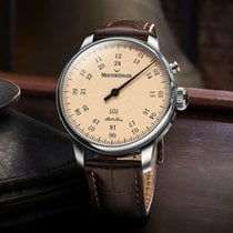Meistersinger BHO913 New Steel 43mm Automatic