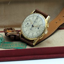Universal Genève Yellow gold 36mm Manual winding 12445 pre-owned