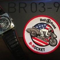 Bell & Ross BR 03-90 Grande Date et Reserve de Marche Steel 42mm Black No numerals