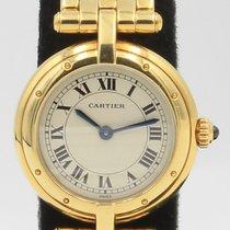 Cartier Yellow gold 24mm Quartz 8057921 pre-owned