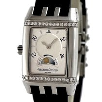 Jaeger-LeCoultre Reverso (submodel) Steel 39mm Silver United States of America, New York, NY