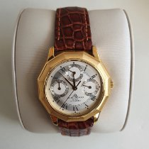 Baume & Mercier new Automatic Central seconds Limited Edition Screw-Down Crown 34mm Yellow gold Sapphire crystal