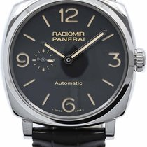 Panerai PAM00572 Acier 2015 Radiomir 1940 3 Days Automatic 45mm occasion