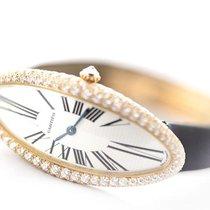 Cartier Baignoire Желтое золото Cеребро