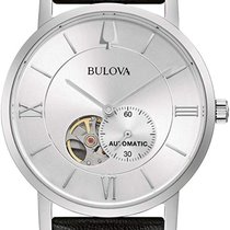 Bulova Steel 42mm Automatic 96A237 new