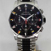 Corum Admiral's Cup (submodel) 985.631.20 Mycket bra Stål 44mm Automatisk