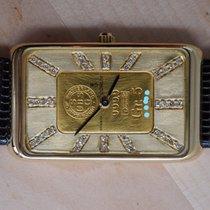 Corum Yellow gold 24mm Quartz 44464 pre-owned