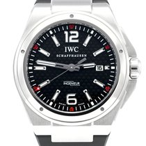 IWC Ingenieur Automatic Steel 46mm Black Arabic numerals