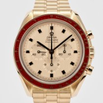 Omega 310.60.42.50.99.001 Yellow gold 2019 Speedmaster Professional Moonwatch 42mm pre-owned