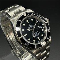 Rolex Submariner Date Steel 40mm Black No numerals United Kingdom, Tunbridge Wells