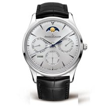 Jaeger-LeCoultre Master Ultra Thin Perpetual Steel 39mm Silver United States of America, Florida, Sunny Isles Beach