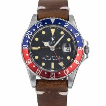 Rolex 1675 Steel 1980 GMT-Master 40mm pre-owned United States of America, Maryland, Baltimore, MD