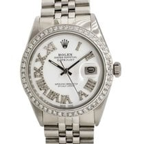 Rolex Datejust Steel 36mm White Roman numerals United States of America, Florida, Boca Raton