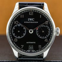 IWC Portuguese Automatic Steel 42mm Arabic numerals United States of America, Massachusetts, Boston