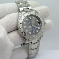 Rolex Yacht-Master 37 Steel 37mm Grey No numerals United States of America, Florida, Orlando