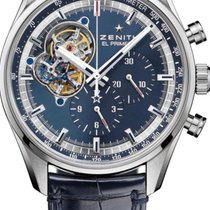 Zenith El Primero Chronomaster new 2021 Automatic Chronograph Watch with original box and original papers 03.20416.4061/51.C700