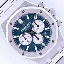 Audemars Piguet Royal Oak Chronograph Stahl 41mm Blau Keine Ziffern Deutschland, München