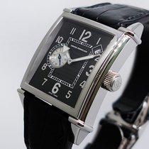 芝柏 Vintage 1945 鋼 32mm 黑色 阿拉伯數字