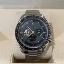 Omega Speedmaster Professional Moonwatch pre-owned 42mm Black Chronograph Tachymeter Steel