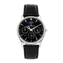 Jaeger-LeCoultre Master Ultra Thin Perpetual Steel 39mm Black No numerals United States of America, Pennsylvania, Bala Cynwyd