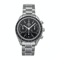 Omega 326.30.40.50.01.001 Steel Speedmaster Racing 40mm pre-owned United States of America, Pennsylvania, Bala Cynwyd