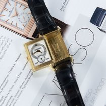 Jaeger-LeCoultre Reverso Grande Taille Or jaune 43mm Blanc Arabes