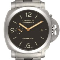 Panerai PAM00352 Titanium 2011 Luminor Marina 1950 3 Days Automatic 44mm pre-owned United States of America, Georgia, Atlanta