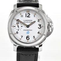 Panerai Luminor Marina neu 2020 Handaufzug Uhr mit Original-Box und Original-Papieren PAM00660