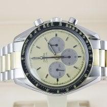 Omega DD145.022 Zlato/Ocel 1983 Speedmaster Professional Moonwatch 42mm použité