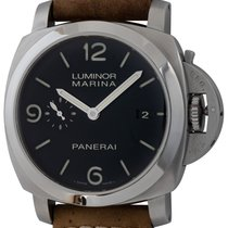 Panerai Luminor Marina 1950 3 Days Automatic Steel 44mm Black Arabic numerals United States of America, Texas, Austin