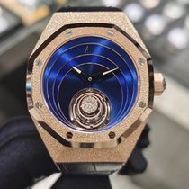 Audemars Piguet Royal Oak Concept Or rose 38.5mm Bleu