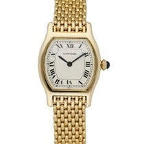 Cartier Tortue Yellow gold 23mm Silver United States of America, New York, New York