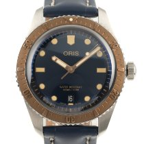 Oris Steel 40mm Automatic 01 733 7707 4355-07 5 pre-owned