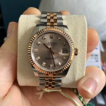 Rolex Lady-Datejust 178271 Very good Gold/Steel 31mm Automatic United Kingdom, London