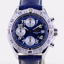 Breitling Colt Chronograph Automatic Stahl 41.5mm Blau Arabisch Deutschland, Langenfeld