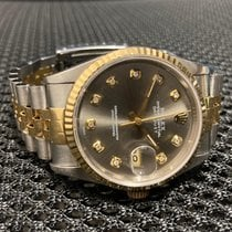 Rolex 16233 Gold/Steel 1991 Datejust 36mm pre-owned United Kingdom, London