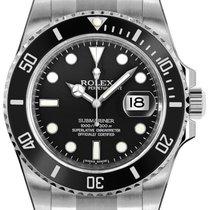 Rolex Submariner Date Steel 40mm Black Australia