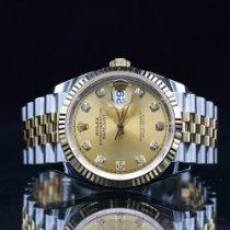 Rolex Datejust 126233 Neu Gold/Stahl 36mm Automatik Deutschland, Hamburg