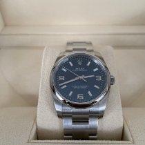 Rolex Oyster Perpetual 34 новые 2021 Автоподзавод Часы с оригинальными документами и коробкой 114200