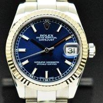 Rolex Lady-Datejust Acero 31mm Azul España, Barcelona