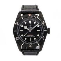 Tudor Black Bay Dark Steel 41mm Black No numerals United States of America, Pennsylvania, Bala Cynwyd