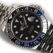 Rolex 126710BLNR-0002 Stål 2021 GMT-Master II 40mm begagnad