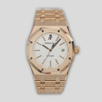 Audemars Piguet Royal Oak Selfwinding Pозовое золото 39mm Белый